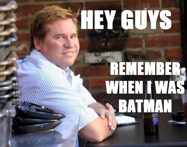 kilmer as batman