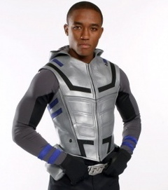 Lee Thompson Young as Cyborg on