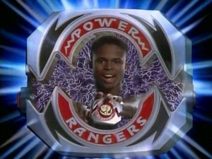 Oh yeah, and the Black Ranger was Black, too. Shameless, Saban, utterly shameless.