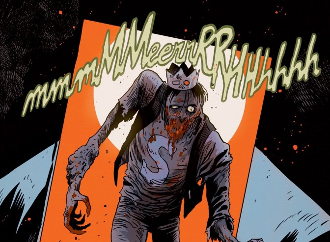 Marvel vs. DC vs. Archie: Whose Zombies are Better?