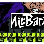 MIC BARZ by KEN KNUDTSEN