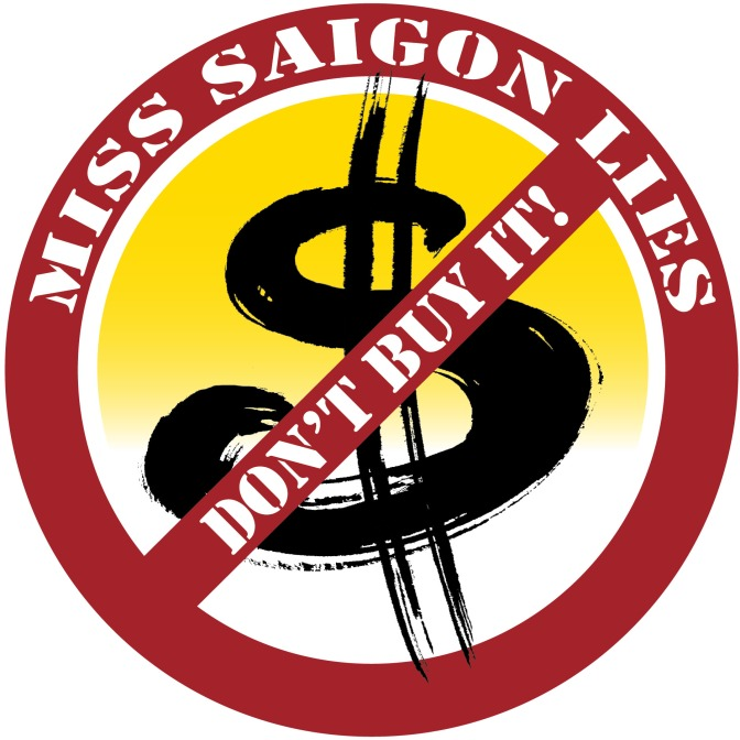 Miss Saigon Lies - FB Profile