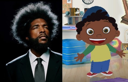 Questlove Quincy
