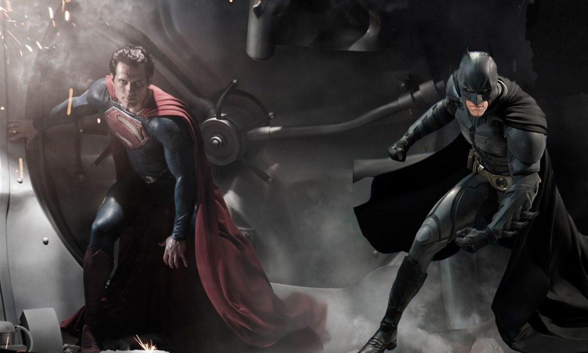 Nolan's Batman Should Be in the Man of Steel Sequel
