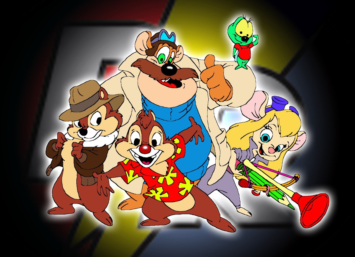 School of Hard NOCs: Chip 'n Dale Rescue Rangers