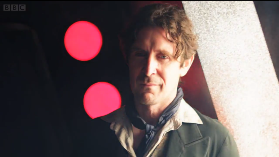 Paul McGann's surprise return