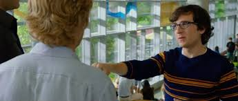 """Also, I could NOT stop thinking about this scene from """"The Internship"""" (which is a hilarious movie you should totally see). White people have totally ruined the fist bump."""