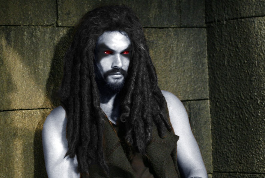 Jason Momoa as Lobo by CC-Scorsese