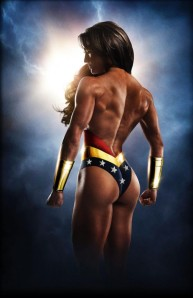 The Wonder Woman you deserve, but won't get right now.