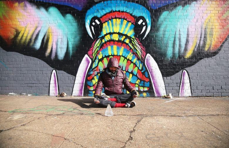 Photographs by Rigo Lara at 5 Pointz, LIC, Queens, NY.