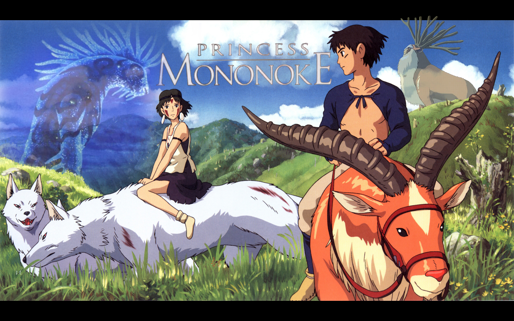 Ready For The World Magic Of Princess Mononoke