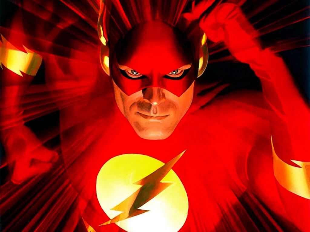It's just a photo of Declarative Flash Superhero Images