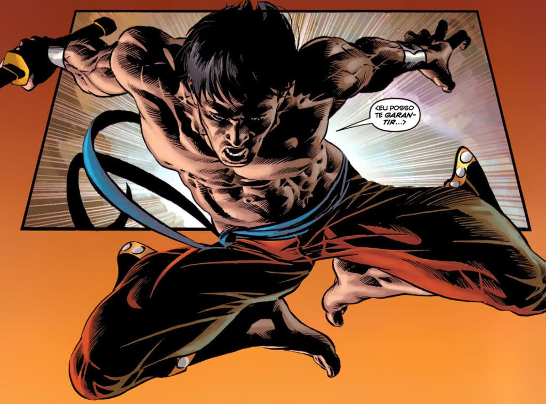Is iron fist asian