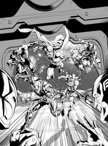 Legendary: Marvel Villains