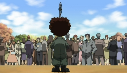 Revisiting The Boondocks Part Two The Show The Nerds Of Color