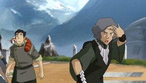 Noc Recaps The Legend Of Korra Sister From Another Mister The
