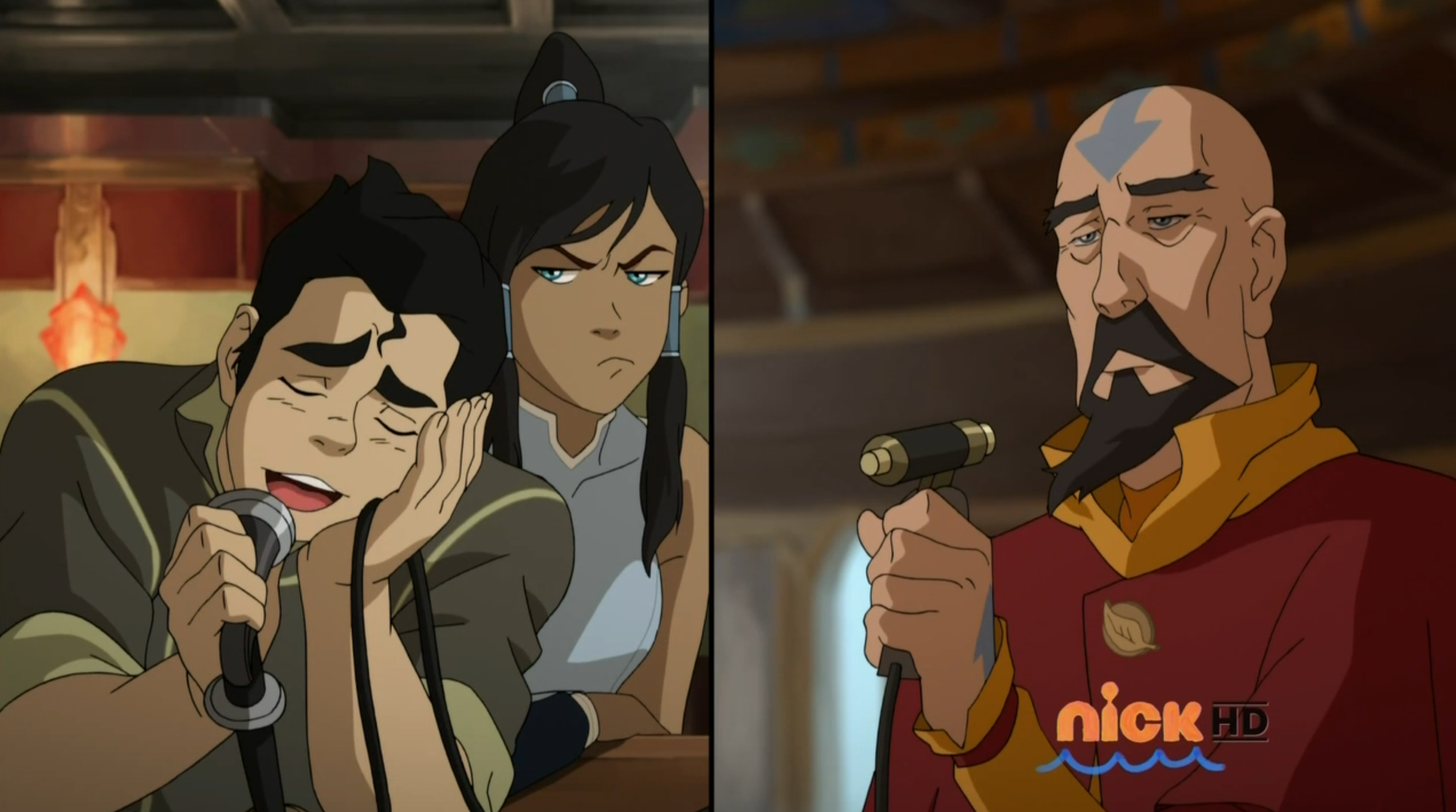 Noc Recaps The Legend Of Korra I Am The Son And The Air The Nerds