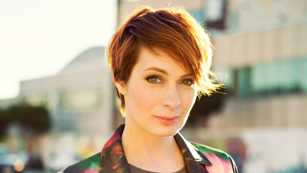 Hacked: Felicia Day Nude