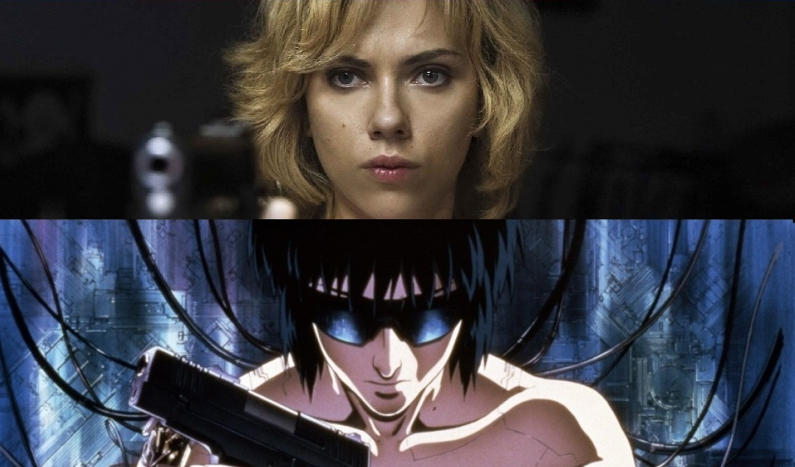Lost In Translation Scarlett Johansson And Ghost In The Shell The Nerds Of Color