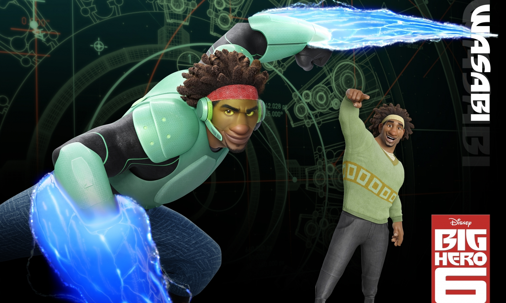 Big Hero 6 Aka Why They Do The Brotha Like That The Nerds Of Color