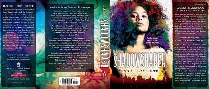 Sneak a Peek at the <i>Shadowshaper</i> Cover