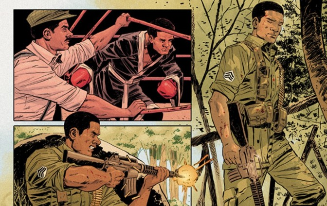 Preview the First Issue of Dynamite's <i>Shaft</i>