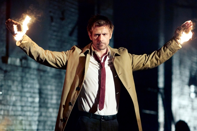 <i>Constantine</i>: Blazing Hell with NBC