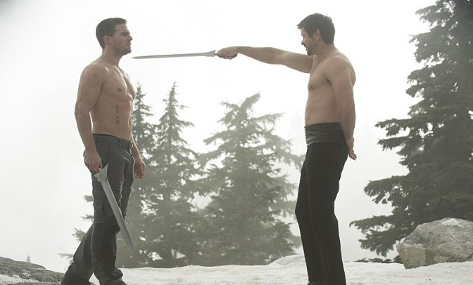 NOC Recaps <i>Arrow</i>: A Battle He Was Always Going to Lose