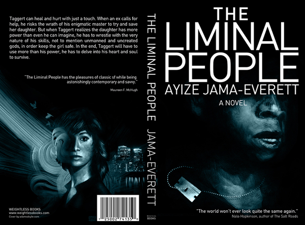 Ayize Jama-Everett's The Liminal People needs to be a collectable card game, film, television show, and/or LARP as soon as possible.