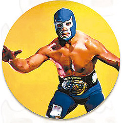 Mexican/Mexican-American folks get to rock with Lucha