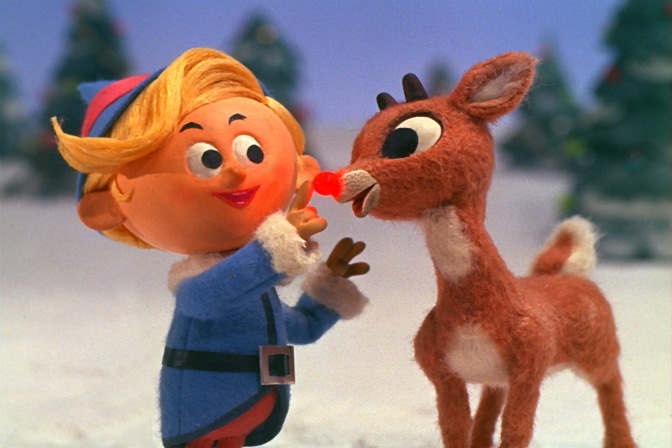 Reading Past <i>Rudolph The Red-Nosed Reindeer</i>