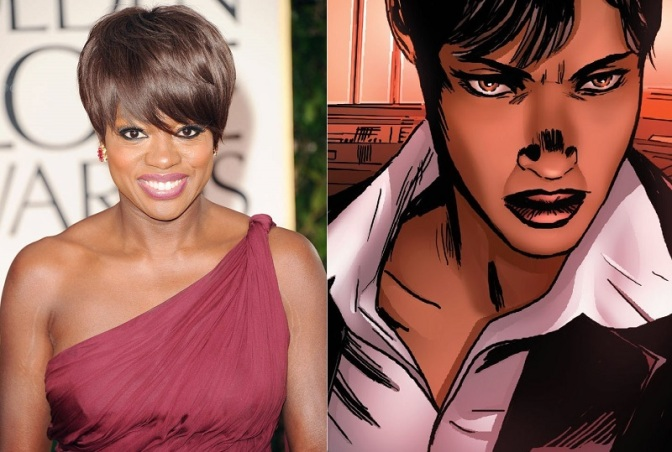How to Get Away with Casting Amanda Waller