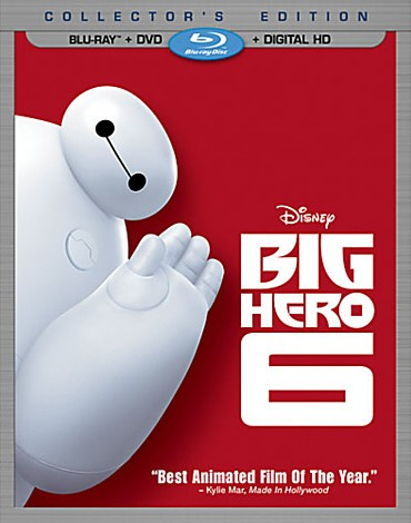 Big Hero 6 CE