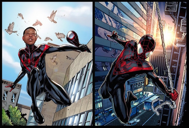 The Case for Passing the Torch to Miles Morales