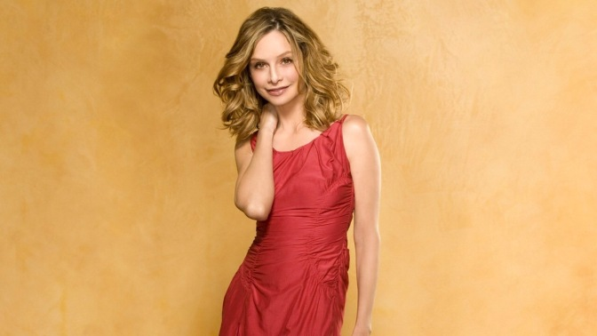 Cat's Out the Bag: Calista Flockhart is in <i>Supergirl</i>
