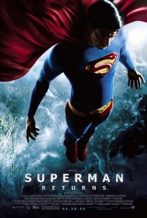 "Superman Returns (2006) suffered from ""I want to be Grant Morrison, but I'm not going to commit to it"" syndrome. It was stifled weirdness."