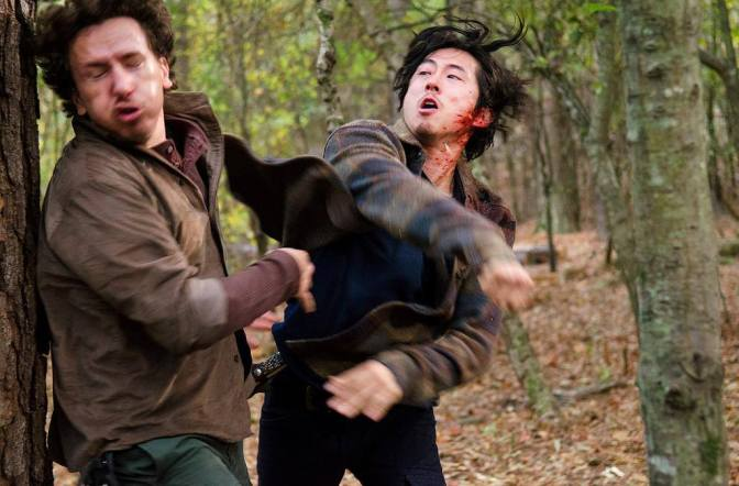 A Ghost Among Zombies: The Curious Omission of Glenn of <i>The Walking Dead</i>