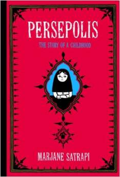 Persepolis: The Story of a Childhood (2000) writer/artist Marjane Satrapi