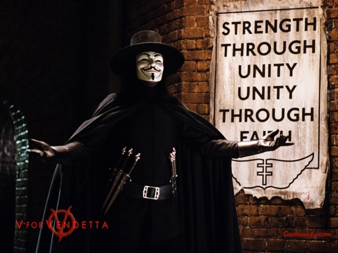 Art Imitates Life: The Powerful Message of <i>V for Vendetta</i>