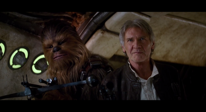 <i>The Force Awakens</i> Trailer Debuts at <i>Star Wars</i> Celebration