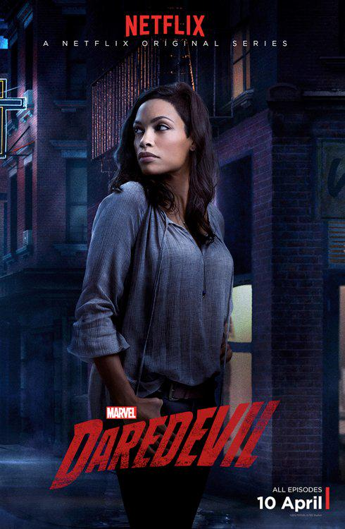 Just take a look at the Night Nurse analog, Claire Temple (played with haunting vulnerability by Rosario Dawson) when she is tending to Matt, her longing is almost a third character in their shared scenes.