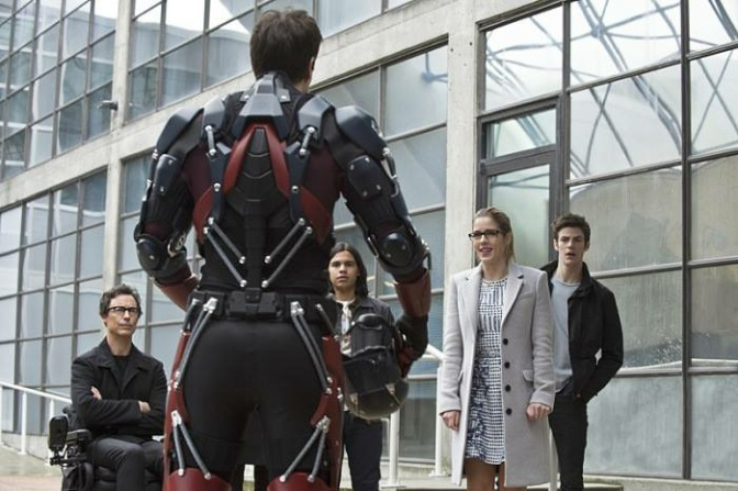 NOC Recaps <i>The Flash</i>: Bee-ing Truthful or Why Lies Sting