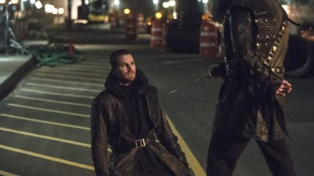 NOC Recaps <i>Arrow</i>: City's Under Attack, Must be May