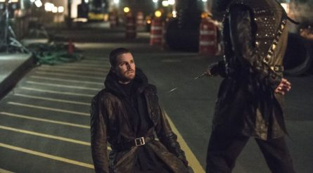NOC Recaps <i>Arrow</i>: City's Under Attack, Must be May