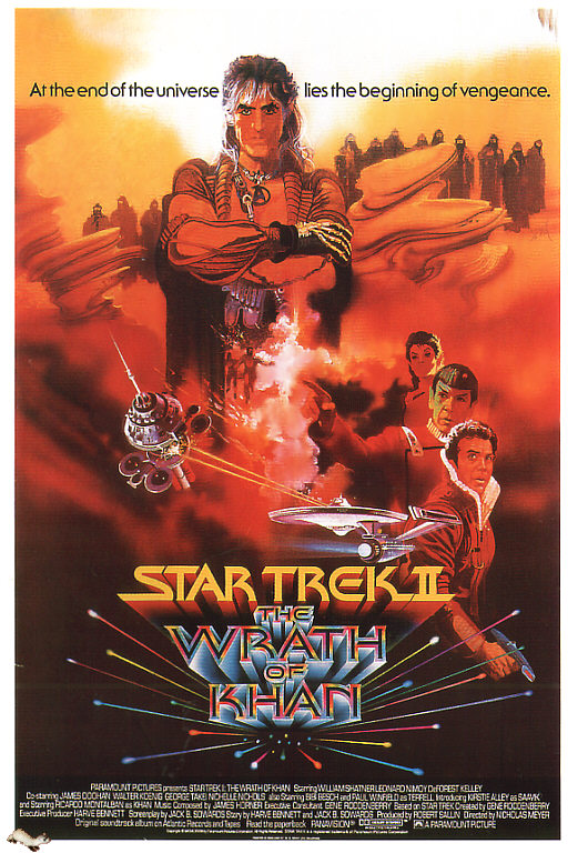 The Wrath of Khan,