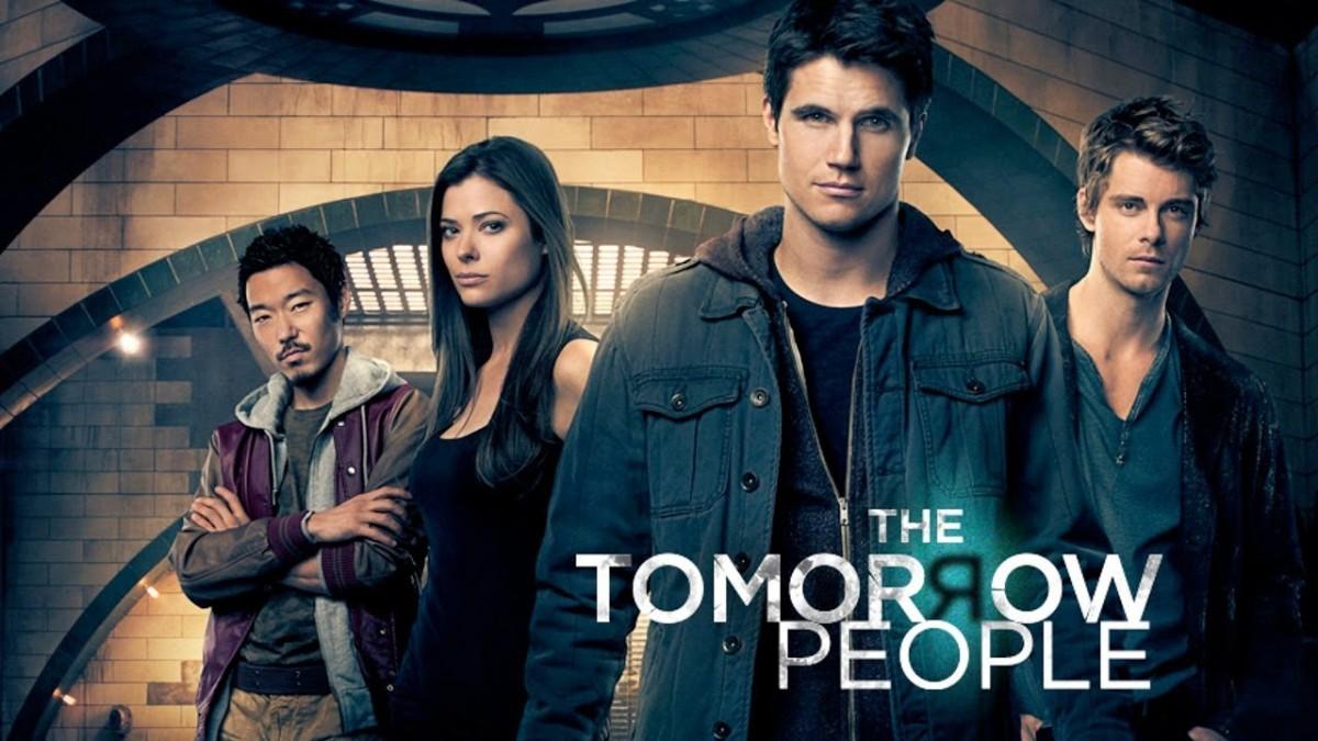 The Tomorrow People Staffel 2 Start