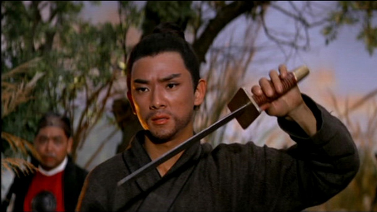 old film reviews one armed swordsman the nerds of color