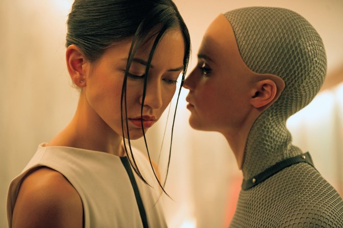 <i>Ex-Machina</i> Abuses Women to Show that Abuse is Sick