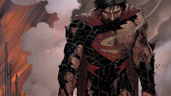 <i>Superman</i>: The Man of Tomorrow
