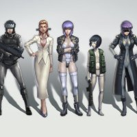 Four Hollywood Rip Offs of Motoko Kusanagi